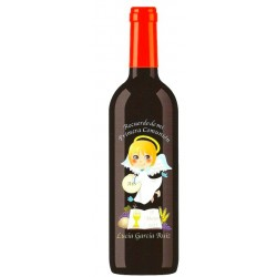 Adhesivos / Pegatinas para mini botellas de vino de 75 cl