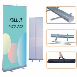 Roll-Up impreso, medidas 83x200 cm (Finalizado)