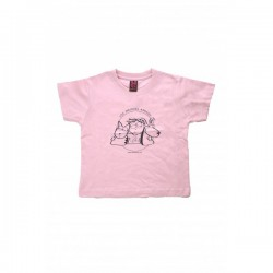Camiseta niño/a y bebe manga corta 1 cara personalizada por ti