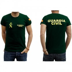 Camiseta Guardia Civil