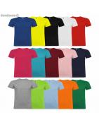 Camisetas sin Personalizar